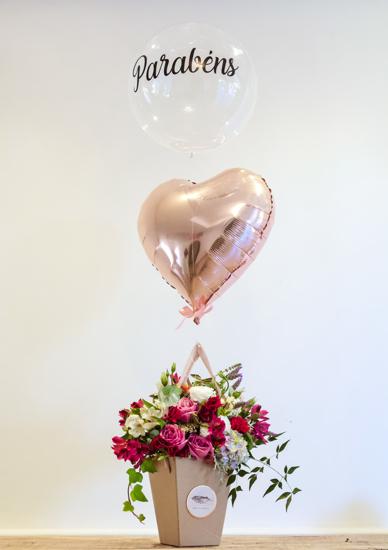 Imagem de Balloon Heart Bag