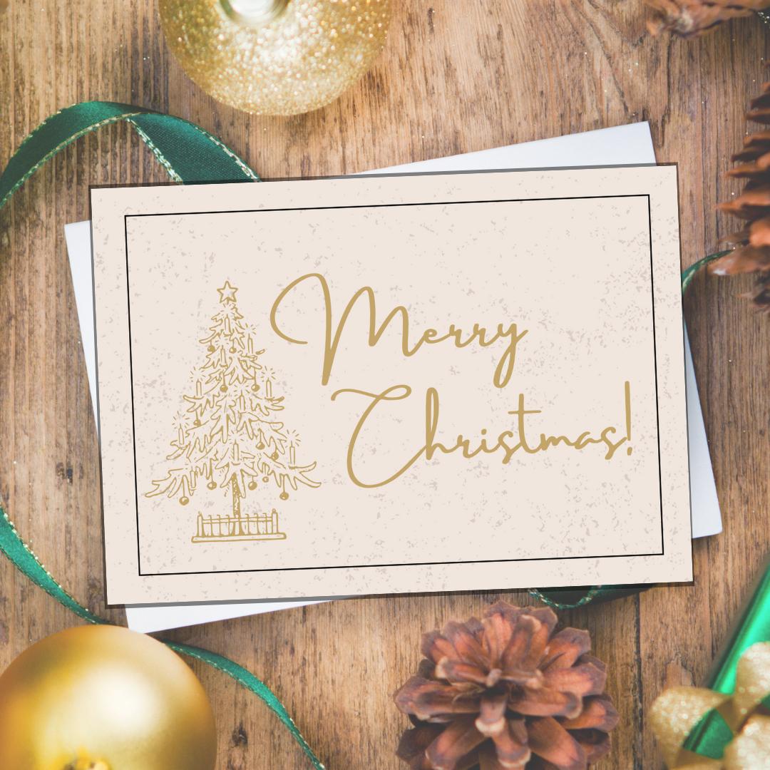 Merry Christmas [+R$ 8,00]