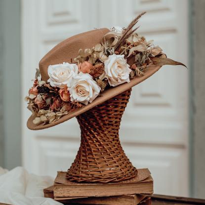 Imagem de Chapéu de Flores