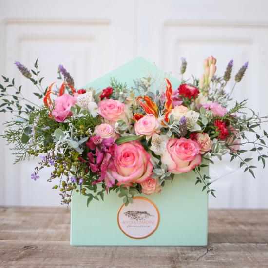Imagem de Envelope de Flores