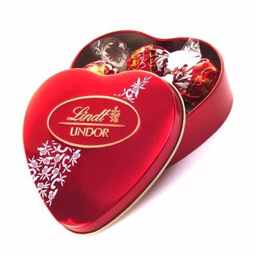 Coração Lindt [+R$ 120,00]
