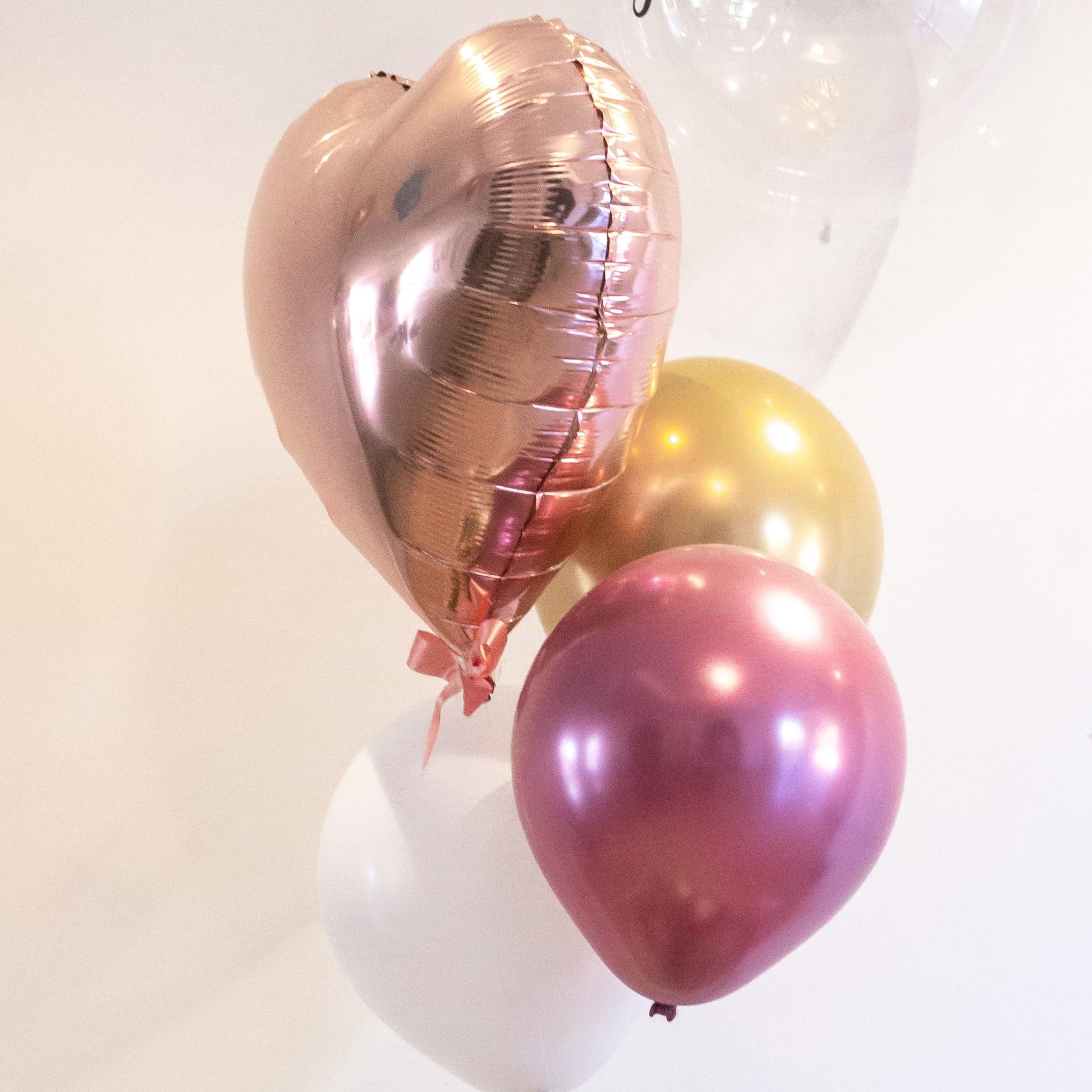 Trio Balões de Gás [+R$ 160,00]
