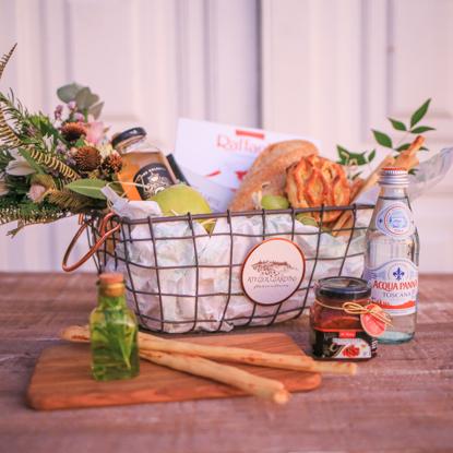 Imagem de Café da Manhã na Toscana