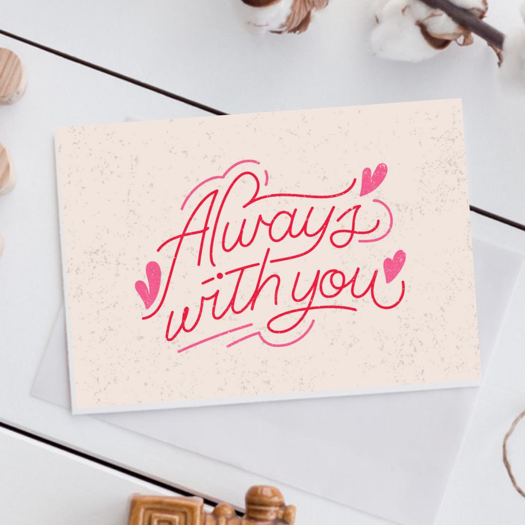 Always  W'You! [+R$ 8,00]